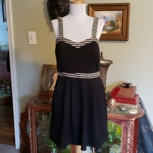 C.R. black dress with pockets